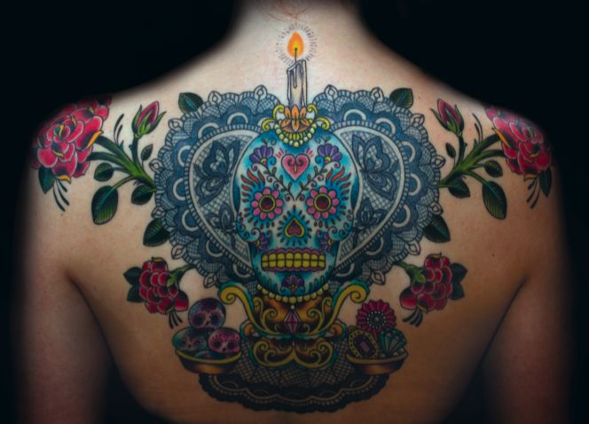 PAPERMAG: Preview Margot Mifflin's Updated History Of Tattooed Women