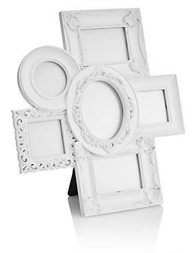 Multi-Aperture Photo Frame