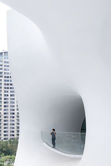 Toyo Ito_National Taichung Theater