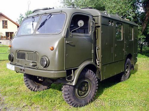 Tatra T805 4x4 Třinec