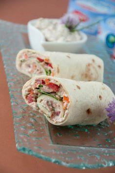 750 grammes vous propose cette recette de cuisine : Wrap de thon. Recette notée 3.9/5 par 35 votants et 1 commentaires.