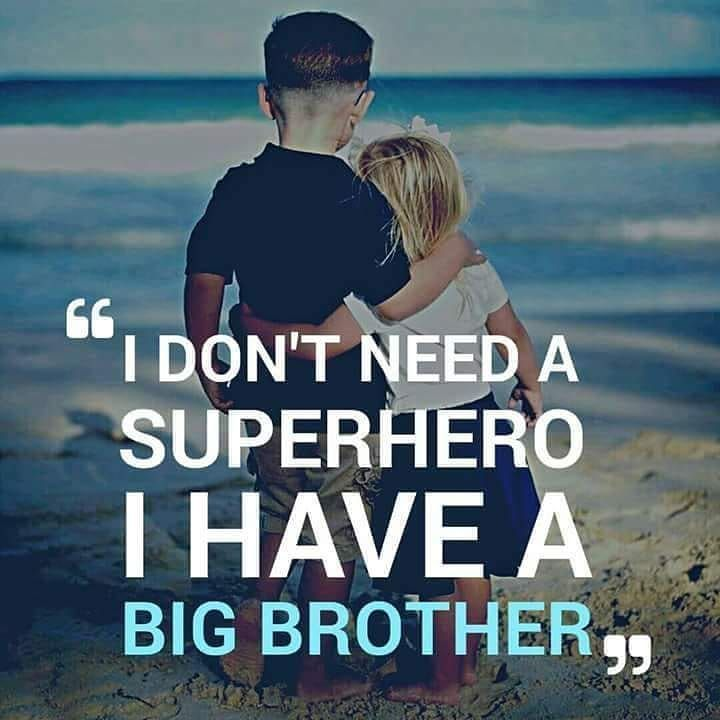 Tag Mention Share With Your Brother And Sister Brother Quotes Funny Brother Quotes Sister Quotes Funny