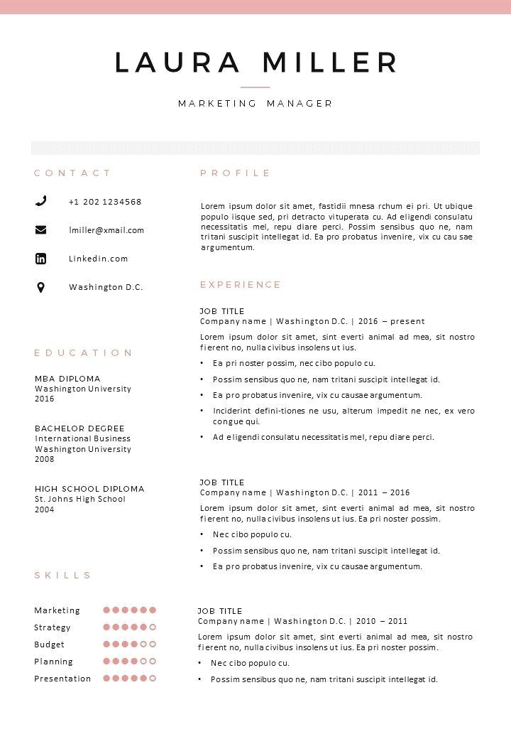 Outstanding Word Resume Template Word And Powerpoint Resume Templates Edit And Save Documents On Your Resume Template Word Good Resume Examples Resume Examples