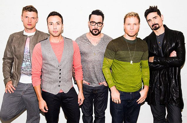 BackStreet Boys. The BEST.