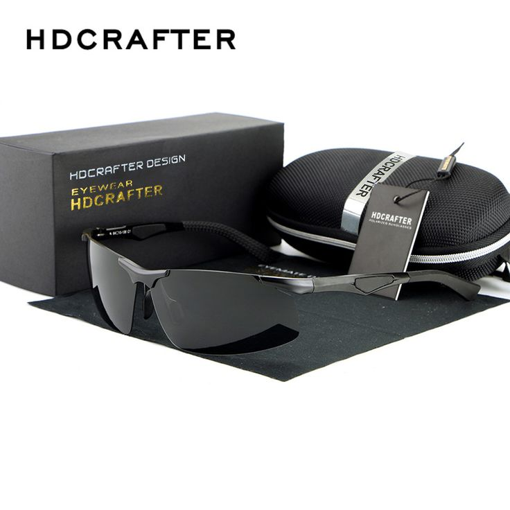 Hot Men's Driving Half-frame Magnesium Alloy Mirror Polarized Sunglasses Fashion Eyewear  #men #me #fashionweek #smartwatch #wallets #baby #groom #bride #accessories #gift #sale #newarrivals #mensfashion #bags #gloves
