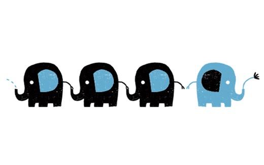 Elephants| Planeta Tangerina