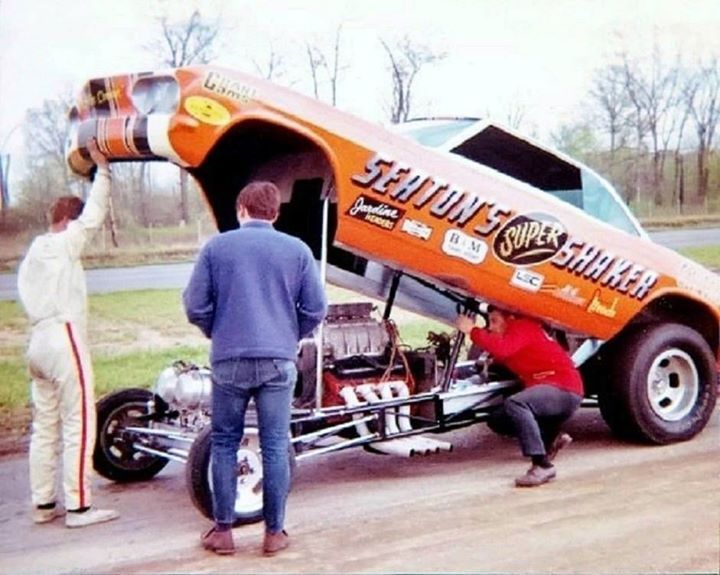 Vintage Drag Racing - JLE