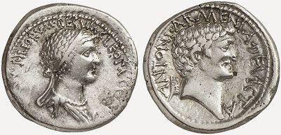 Los Fuegos de Vesta: El fin de Marco Antonio y Cleopatra