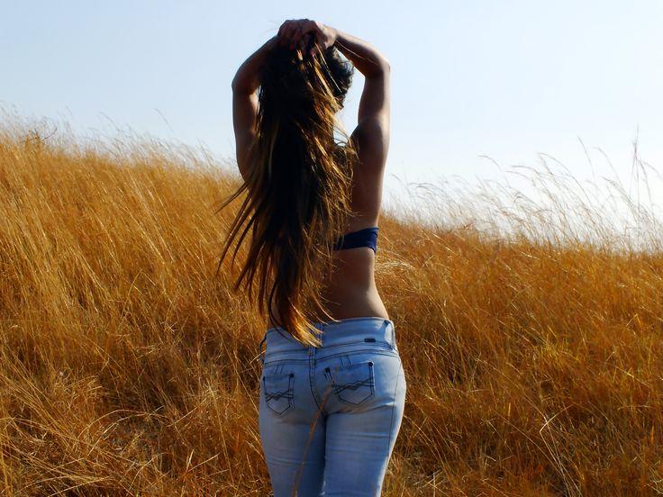 ♥ #Girl #Mountain