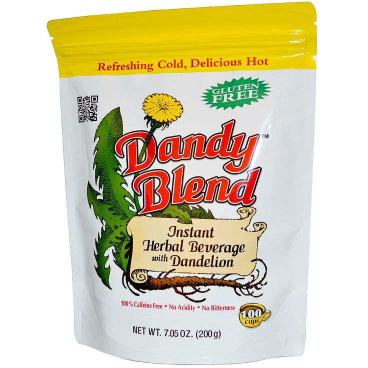 Dandy Blend, Instant Herbal Beverage with Dandelion, 7.05 oz (200 g)