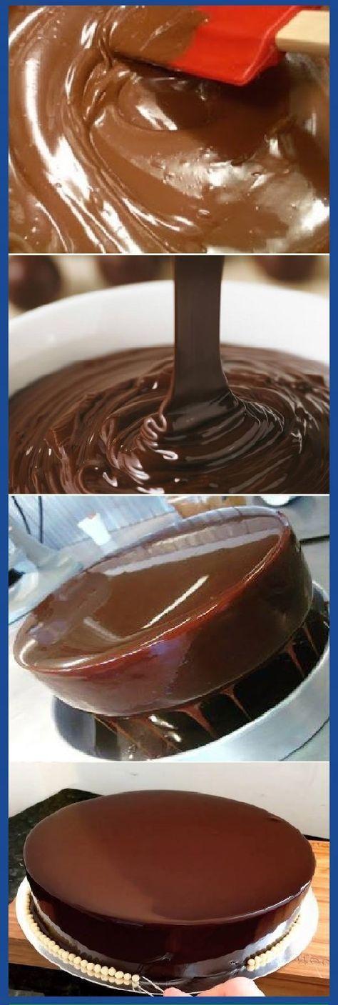 GANACHE ORIGINAL Cobertura profesional de chocolate! #ganache #original #repostero #profesional #receta #recipe #casero #torta #tartas #pastel #nestlecocina #bizcocho #bizcochuelo #tasty #cocina #chocolate Para obtener unos 450 grs. de ganache de chocolate necesitarás 200 ml. de nata para mo...