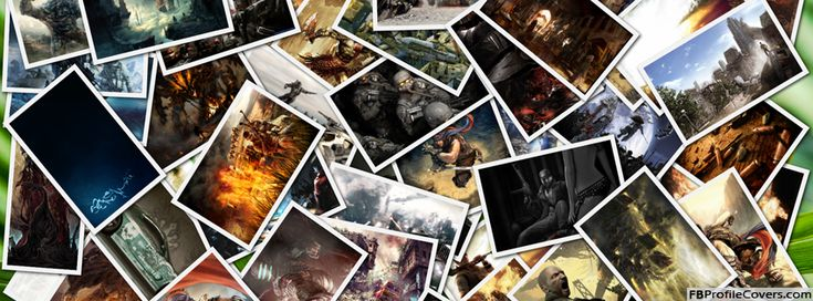 Game Wallpapers Collage