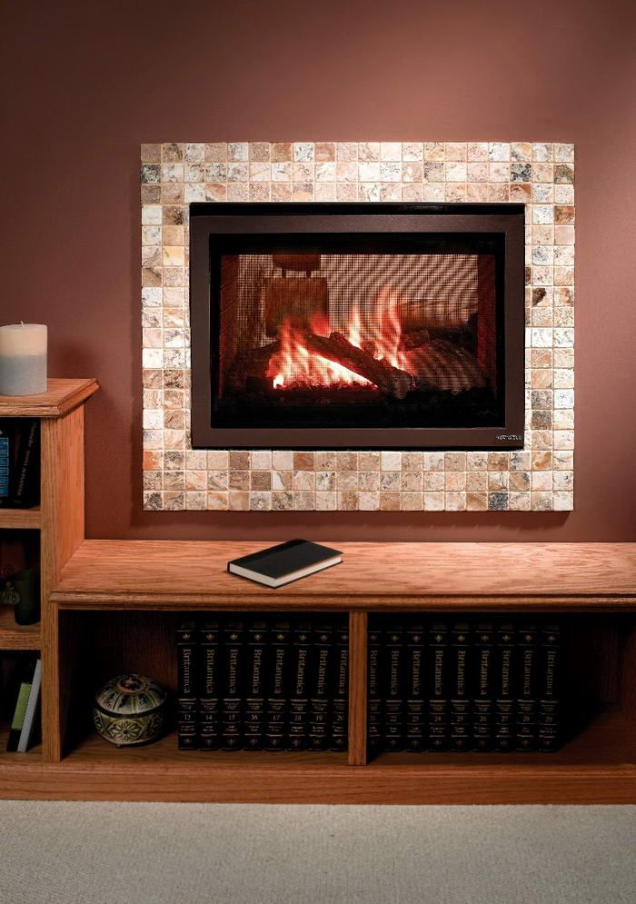Gas Fireplace shallow gas fireplace : 26 best Gas fireplaces images on Pinterest
