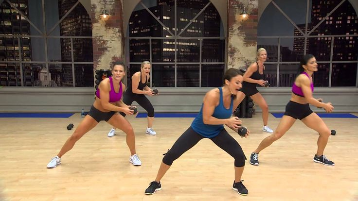 Cathe Friedrich's Low Impact HiiT Two