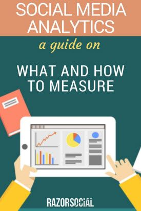 Social Media Analytics: A Guide on What and How to Measure  via razorsocial #analytics