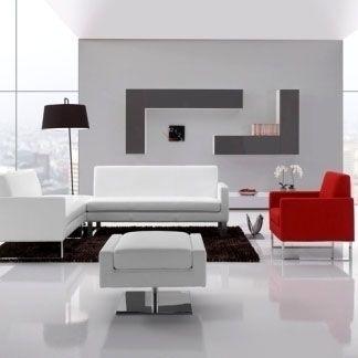 oltre 25 fantastiche idee su arredamento grigio su pinterest - Arredamento Grigio E Rosso