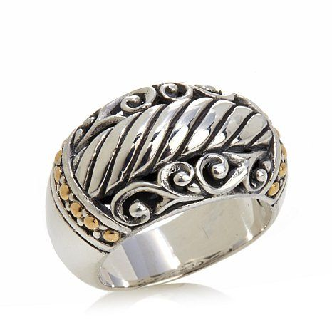 Shop bali designs by robert manse rope textured cigar band for Rope designs and more