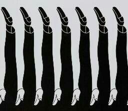 weird illusion