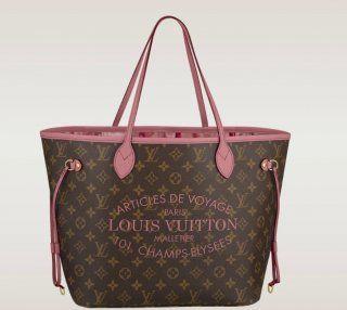 Louis Vuitton Neverfull MM #Louis #Vuitton #Neverfull