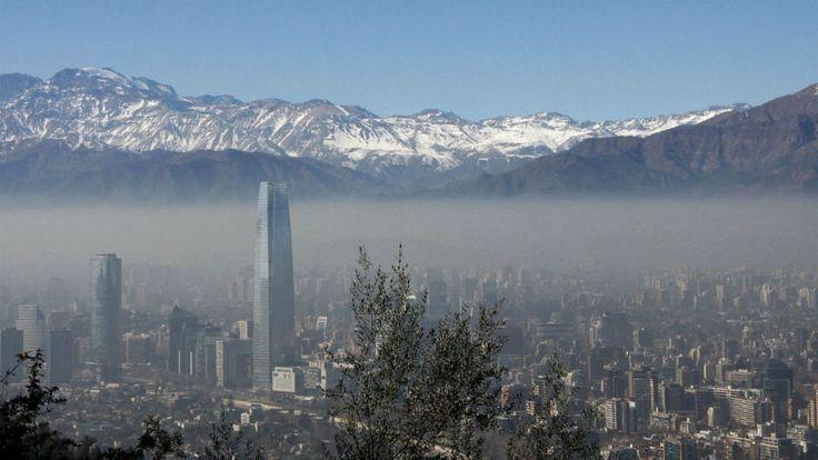 Hiri, el Waze que mide la contaminación ambiental