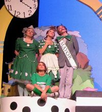 Seussical Theater Costume Rental | Theater Costume Rentals  LOVE the Mayor sash!