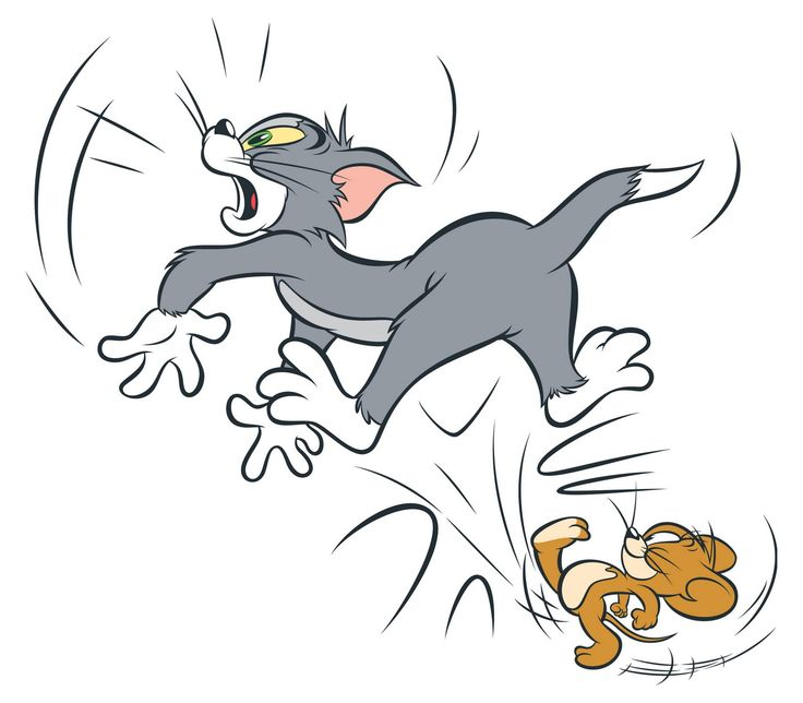 Tom and Jerry party inspiration