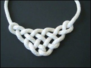 Waldorf ~ 4th grade ~ Norse Mythology ~ Form Drawing ~ Handwork ~ Longhorn Knot