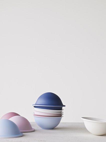 Lyngby Porcelain   Chapeau By Milia Seyppel.