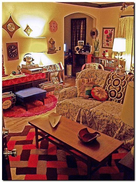 42 Best Living Room Vintage Images On Pinterest Vintage