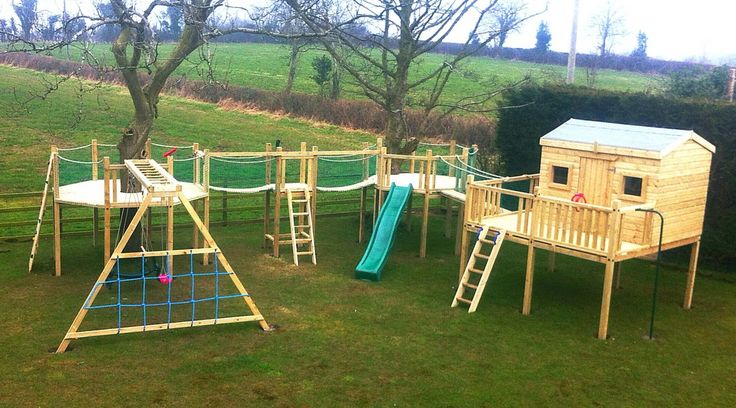 Climbing Frames - N I Climbing Frames supply Children's Climbing frames, Jungle Gym's and outdoor play equipment throughout the uk