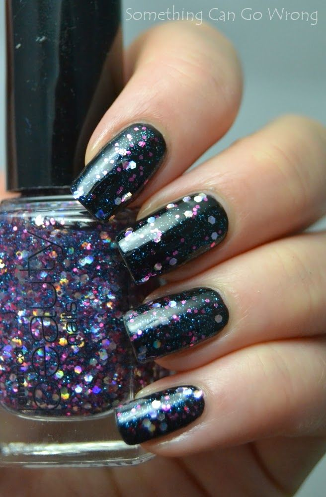 Gina Tricot - 136 Purple multi glitter