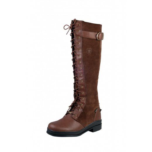 Ariat Coniston Tall Lace Waterproof Ladies Boots