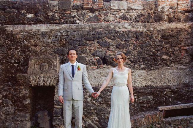 Gaaf! Laat je inspireren door deze kleurrijke Mexicaanse bruiloft Image: 0