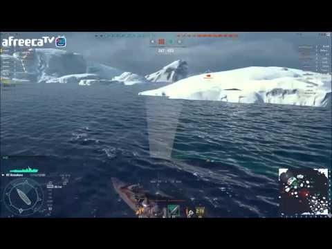 호이유로파 0 3 1패치 전 구축함 체험기 월드오브워쉽