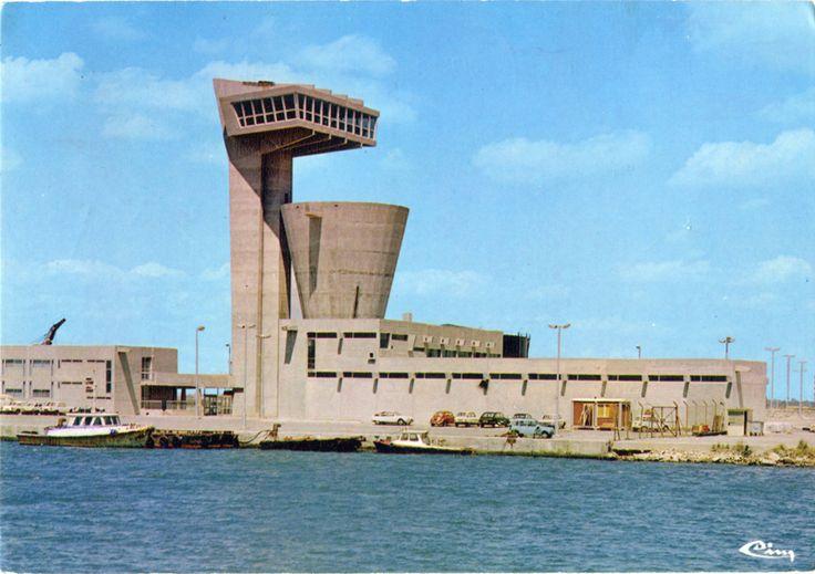 Tour Vigie et Réservoir, Fos-sur-Mer, France (1966- 1968), Gaston Jaubert