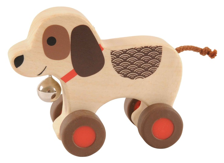 Tiger Tribe: Baby Bell Roller – Dog