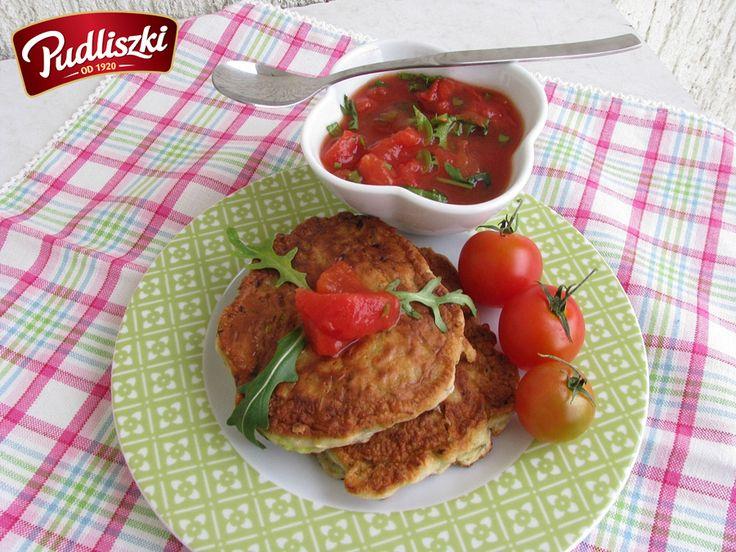 Salsa pomidorowo-miętowa. #pudliszki #przepis #sos