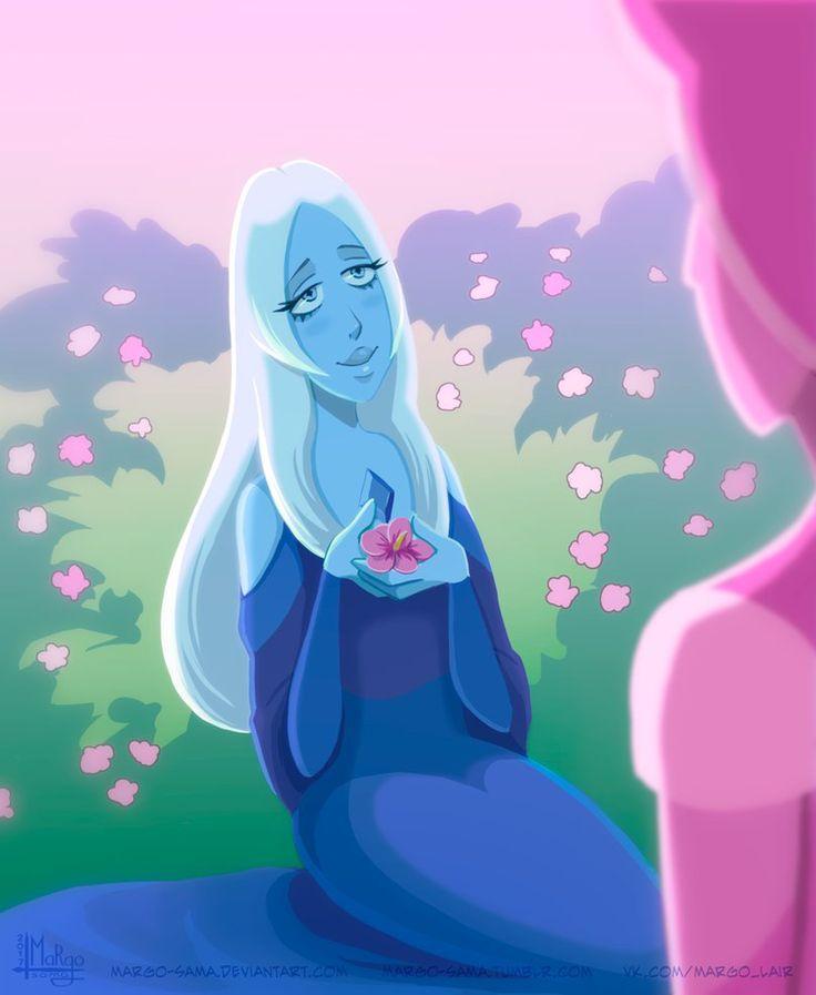 Blue Diamond Margo-sama.deviantart.com