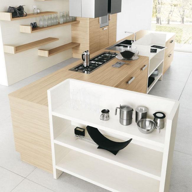 Fitted Kitchen MEG By Cesar Arredamenti Design Gian Vittorio Plazzogna