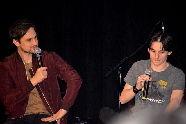 Q A With Andrew West Jared Gilmore 46 Jared Gilmore Andrew J