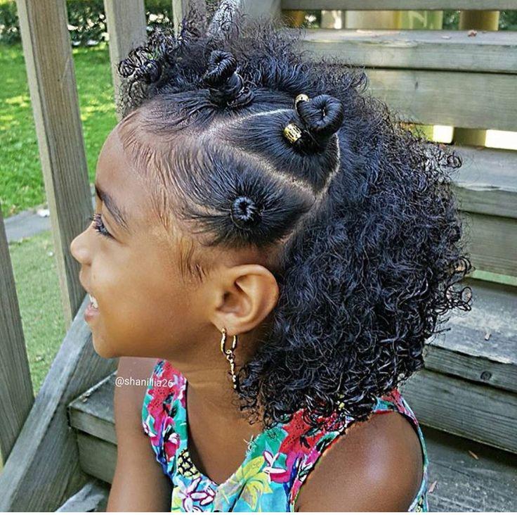 Outstanding 1000 Ideas About Black Kids Hairstyles On Pinterest Kid Short Hairstyles Gunalazisus