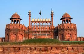 The Red Fort, which is also known as the Lal Qila, was constructed by one of the most famous Mughal emperors, Shah Jahan.The Red Fort derives its name from the red-sandstone walls, which make the fort almost impregnable. Red Fort still houses many historic edifices and some prominent ones are: 1.Diwan-e-Aam 2.Diwan-e-khas 3.Mumtaz Mahal 4. Khas Mahal. 5.Moti Masjid.