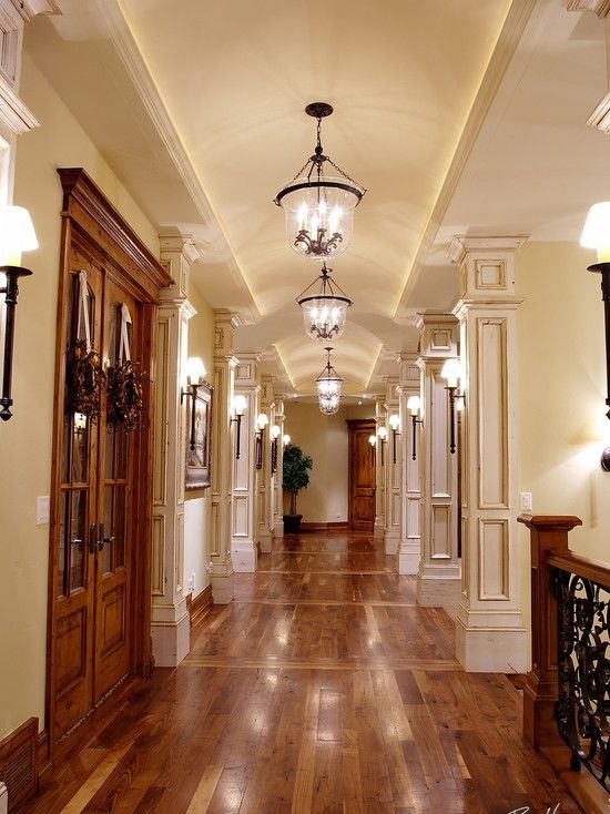 Long hallway ceiling lights my kind of home pinterest for Ceiling lights for small hallway