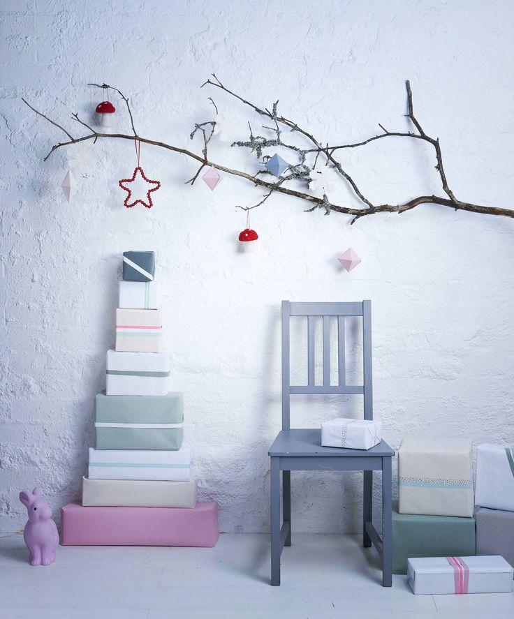 Koristele koti jouluun