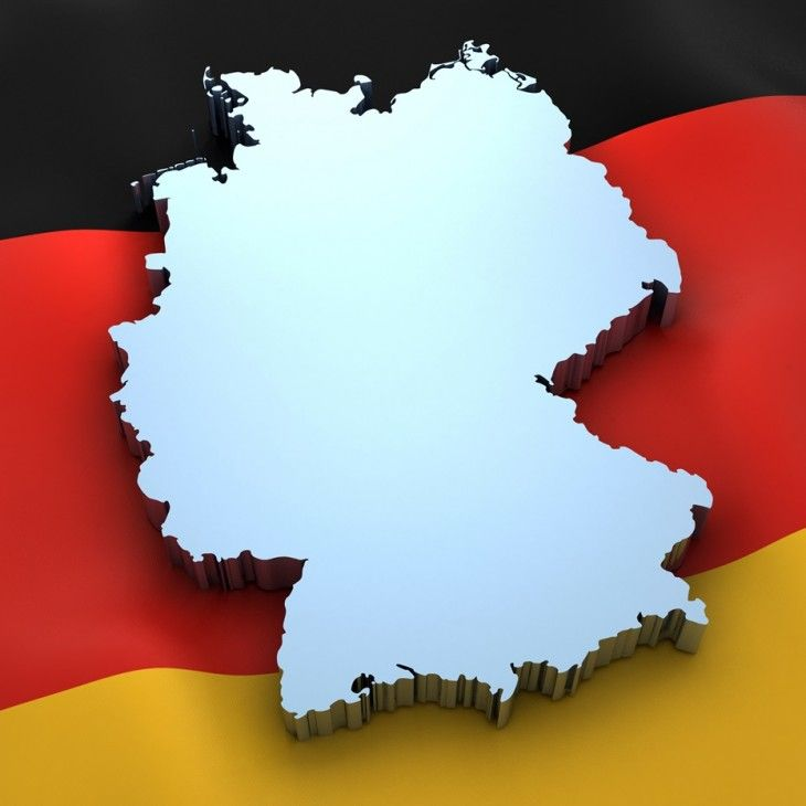 Map Germany Netherlands%0A Music Video Site VEVO Arrives in Germany