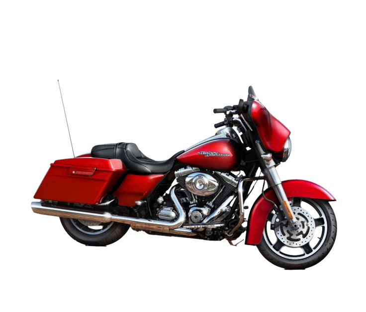 Starting Point: 2013 Harley-Davidson Touring Street Glide - Ember Red Sunglo