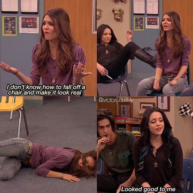 Remember When Jade Kicked Tori Off Her Chair Credit
