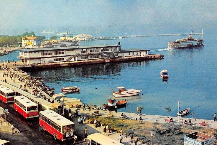 1980'ler #Kadıköy Rıhtım