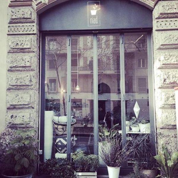 Riad, Milan
