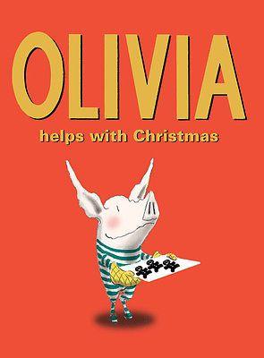 Olivia Helps with Christmas ' Ian Falconer